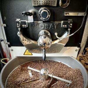 Probat Röstmaschine Mona Helena Kaffee